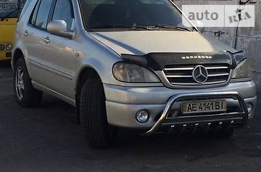 Цены Mercedes-Benz ML 320 Газ / Бензин