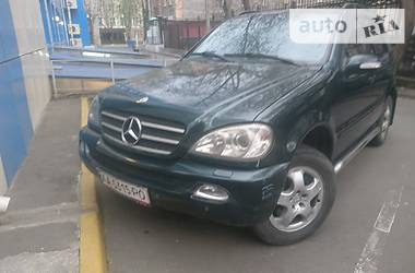 Цены Mercedes-Benz ML 320 Газ / Бензин