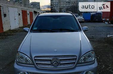 Ціни Mercedes-Benz ML 350 Газ / Бензин