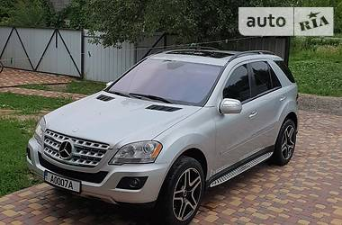 Цены Mercedes-Benz ML 350 Газ / Бензин