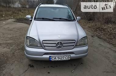Цены Mercedes-Benz ML 430 Газ / Бензин