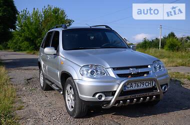 Цены Chevrolet Niva Газ / Бензин