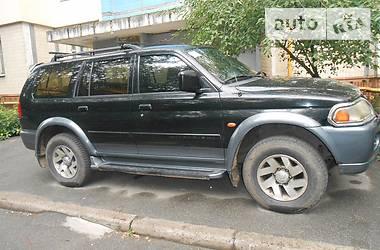 Цены Mitsubishi Pajero Sport Газ / Бензин