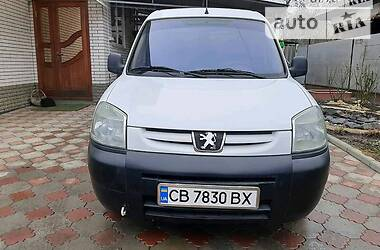 Ціни Peugeot Partner пасс. Газ / Бензин