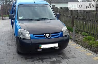 Цены Peugeot Partner пасс. Газ / Бензин