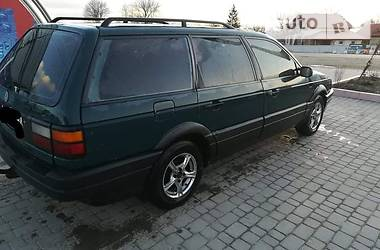 Ціни Volkswagen Passat B3 Газ / Бензин