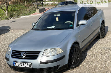 Ціни Volkswagen Passat B5 Газ / Бензин