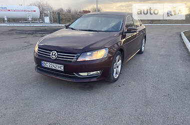 Ціни Volkswagen Passat B7 Газ / Бензин