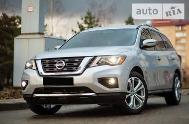 Цены Nissan Pathfinder Газ / Бензин
