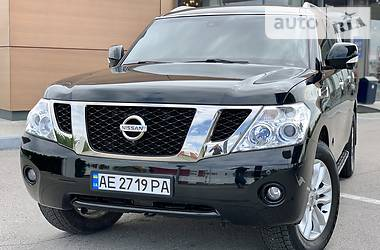 Цены Nissan Patrol Газ / Бензин