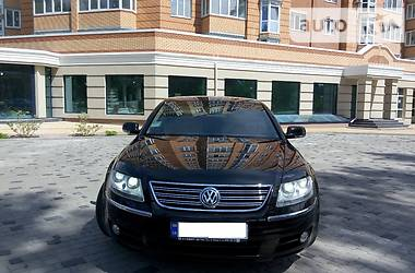 Ціни Volkswagen Phaeton Газ/Бензин