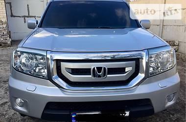 Цены Honda Pilot Газ/бензин