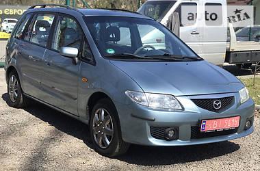 Ціни Mazda Premacy Газ / Бензин