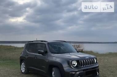 Цены Jeep Renegade Газ / Бензин