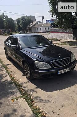 Ціни Mercedes-Benz S 430 Газ / Бензин