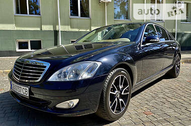 Цены Mercedes-Benz S 550 Газ / Бензин