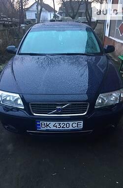 Ціни Volvo S80 Газ / Бензин