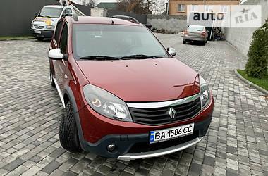 Ціни Renault Sandero Газ / Бензин
