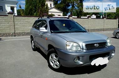 Цены Hyundai Santa FE Газ/бензин