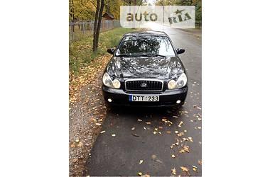 Цены Hyundai Sonata Газ/бензин