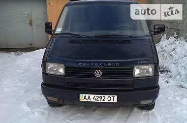 Ціни Volkswagen T4 (Transporter) пасс. Газ/Бензин