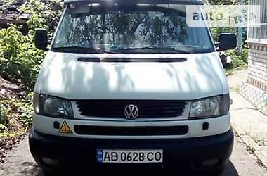 Цены Volkswagen T4 (Transporter) пасс. Газ / Бензин