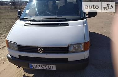 Ціни Volkswagen T4 (Transporter) пасс. Газ / Бензин
