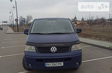 Цены Volkswagen T5 (Transporter) пасс. Газ / Бензин