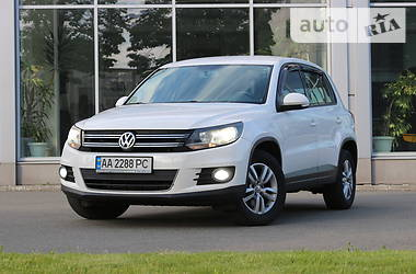 Цены Volkswagen Tiguan Газ / Бензин