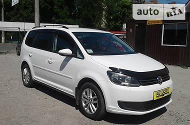 Ціни Volkswagen Touran Газ/Бензин