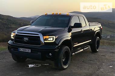 Цены Toyota Tundra Газ/бензин