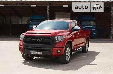 Цены Toyota Tundra Газ / Бензин