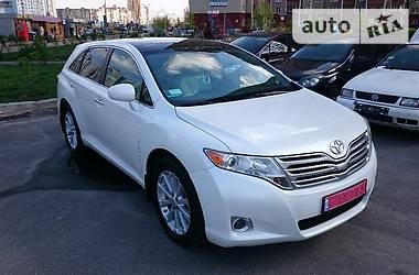 Цены Toyota Venza Газ/бензин