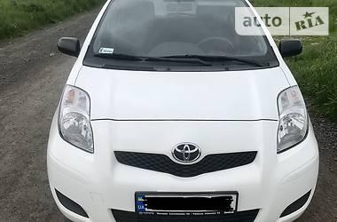 Цены Toyota Yaris Газ/бензин