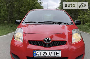 Цены Toyota Yaris Газ / Бензин