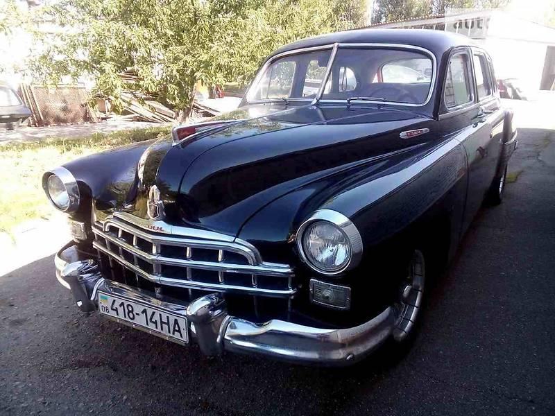ГАЗ 12 1954 года