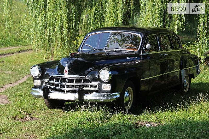 ГАЗ 12 1956