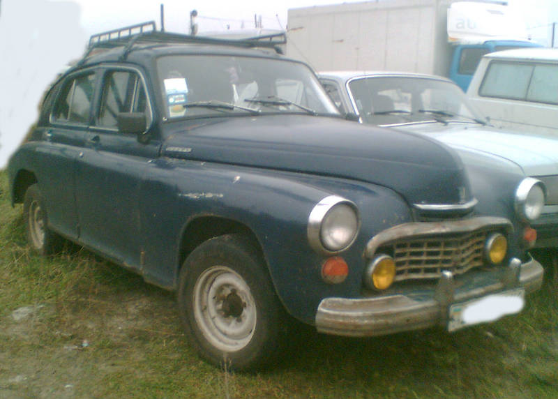 ГАЗ 20