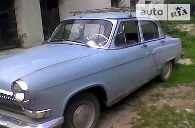 ГАЗ 21   1960