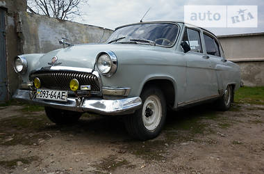 ГАЗ 21  1959