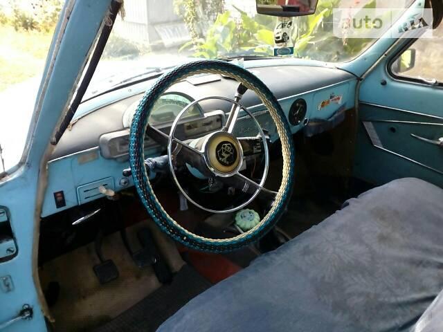 ГАЗ 21 1964 року