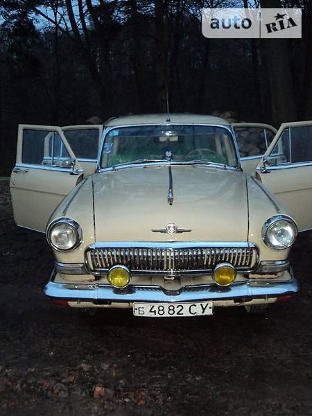 ГАЗ 21 1959 года