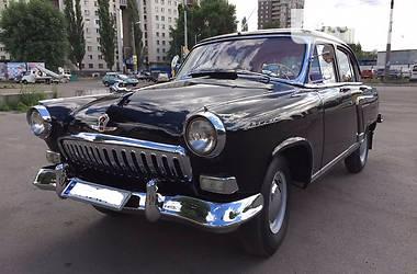 ГАЗ 21 М-21 1960