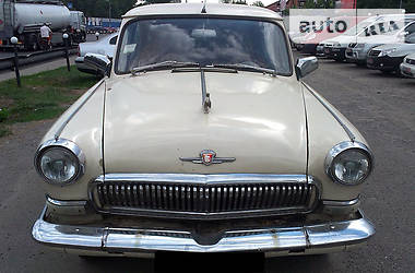 ГАЗ 21 2.4 MT 1963
