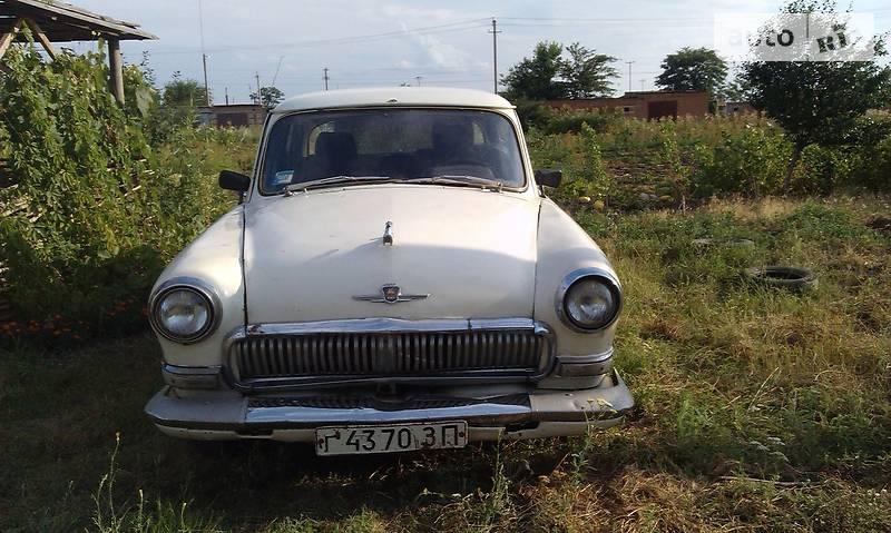 ГАЗ 21 1966 року