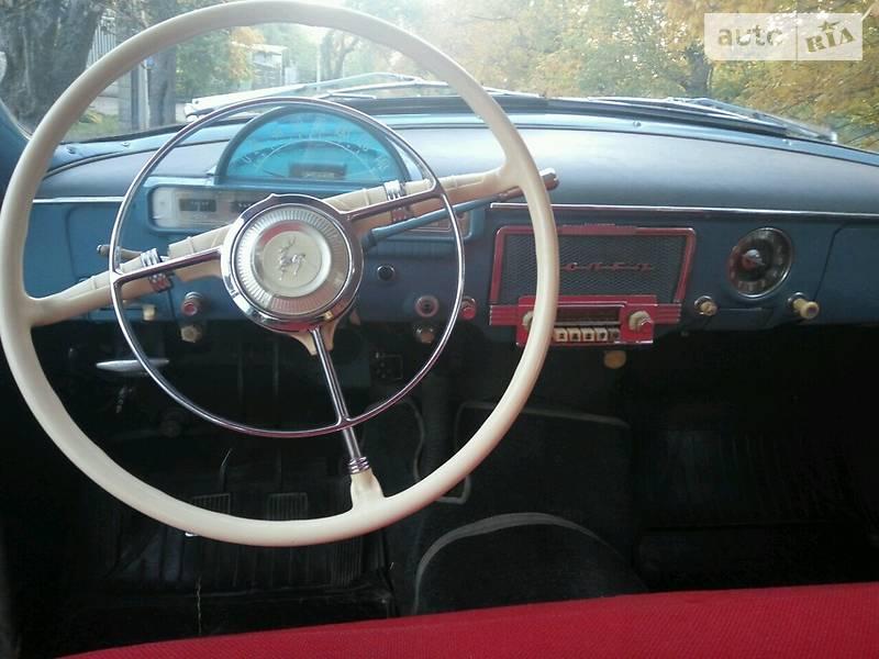 ГАЗ 21 1967 року