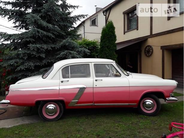 ГАЗ 21 1965 года
