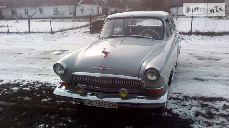 ГАЗ 21 1964 года