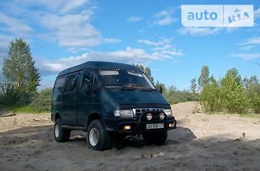 ГАЗ 2217 Соболь 4x4 1997