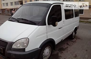 ГАЗ 2217 Соболь  2011